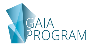 GAIA Program logo
